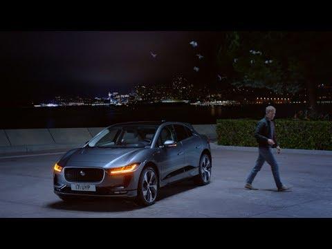 Jaguar  I Pace Кроссовер класса J - рекламное видео 2