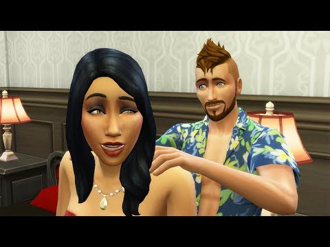 We Got a Married Woman Pregnant... The Sims 4 Island Living Ep. 7