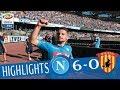 Download Video Napoli - Benevento - 6-0 - Highlights - Giornata 4 - Serie A TIM 2017/18