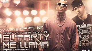 (DEMBOW VERSION) Daddy Yankee feat Nicky Jam- El Party Me Llama (Prod.by Xristian)