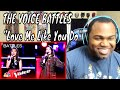 Abby Cates & Delaney Silvernell Ellie Goulding's Love Me Like You Do The Voice 2018 Battles REACTION