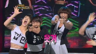 【TVPP】2AM - Bad Boy Good Boy, 투에이엠 - 배드 보이 굿 보이 @ Star Dance Battle
