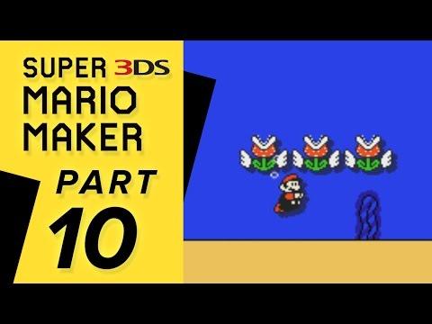 Super Mario Maker 3DS - Super Mario Challenge: WORLD 09 (1/2)