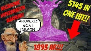 Dark Souls 3 One Shot Build Max Damage Adventure! 5145 In ONE HIT!!