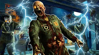 DER RIESE EASTER EGG CHALLENGE! Call of Duty Black Ops Zombies / World At War Throwback Gameplay!