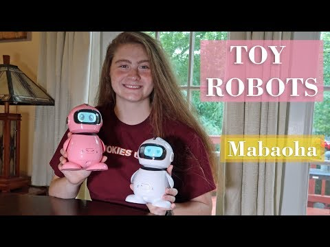 ⭐TOY ROBOT – MABAOHA Idol Interactive Educational  CHILDREN (Play & Learn) Review 👈