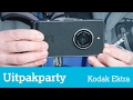 Kodak Ektra, smartphone met grote lens
