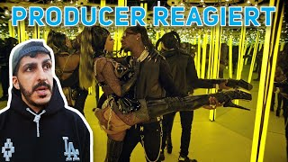 Producer REAGIERT Auf Offset   Clout Feat. Cardi B