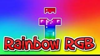 minecraft rainbow armor mod - TH-Clip