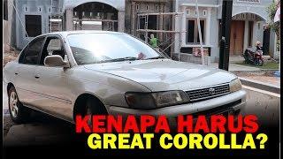 Berburu Mobil Impian | Great Corolla 94' 40 juta