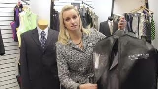 How To Store A Mens Suit : Formalwear For Men