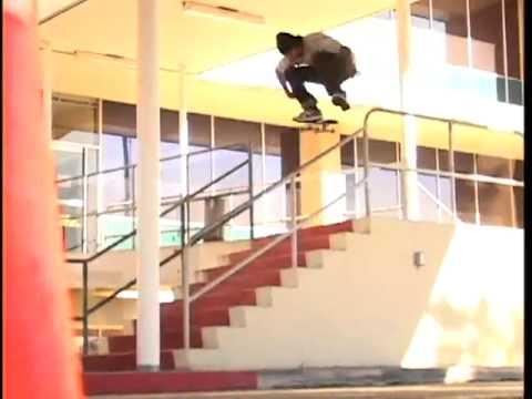 Omar Salazar First Love - TransWorld SKATEboarding