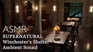 ASMR Supernatural Ambience Sound ; Men of Letters Bunker