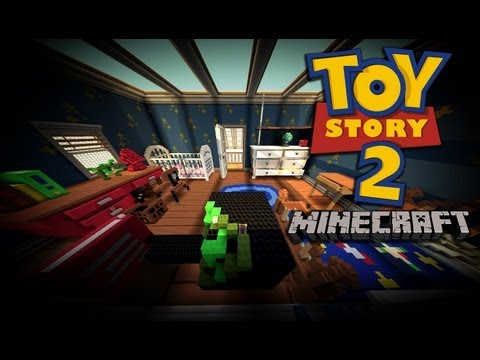 TOY STORY ADVENTURE MAP ENG PL ESP Minecraft Project - Minecraft maps fur 2 spieler