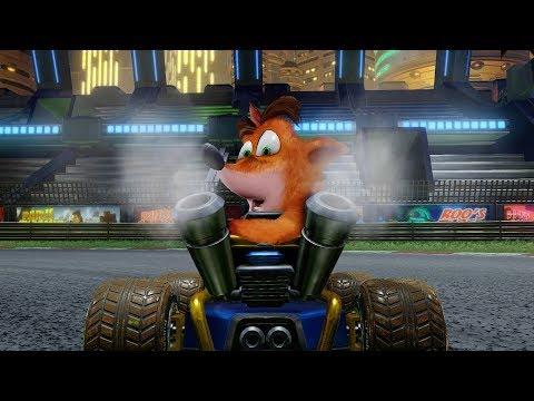 Crash Team Racing Nitro-Fueled Reveal Trailer thumbnail