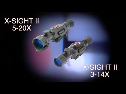 ATN HD Riflescopes Raise The Bar On Smart Optics