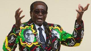 video: Robert Mugabe, former strongman of Zimbabwe, dies aged 95
