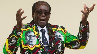 video: Robert Mugabe, former strongman of Zimbabwe, dies aged 95