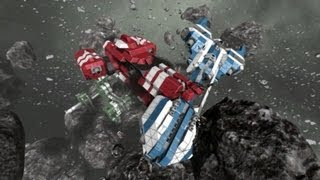 Видео Space Engineers