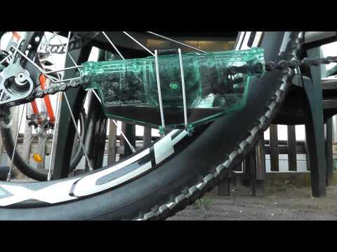 Fahrradkette reinigen #Fahrrad