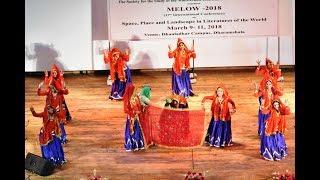 CUHP | Jhamakda | Famous Folk Dance Of Kangra | Himachal Pradesh | AK
