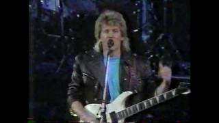 Rik Emmett live Smart Fast Mean and Lucky 1989 TV with Jim Carrey intro