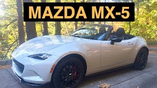 2016 Mazda MX-5 Miata Review - Best Drivers Car Under $50K
