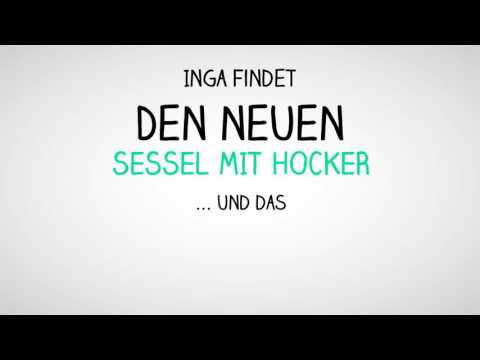 Sessel Mit Hocker bequem Shoppen wie Inga | sesselmithocker.de