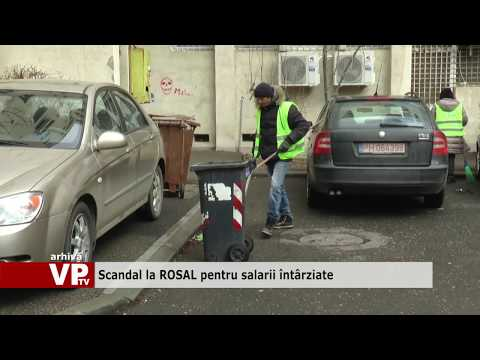 Scandal la ROSAL pentru salarii întârziate