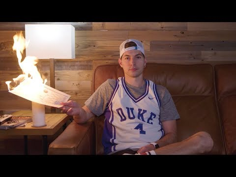 March Madness Stereotypes (видео)