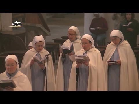 Vêpres et messe du 13 mai 2017