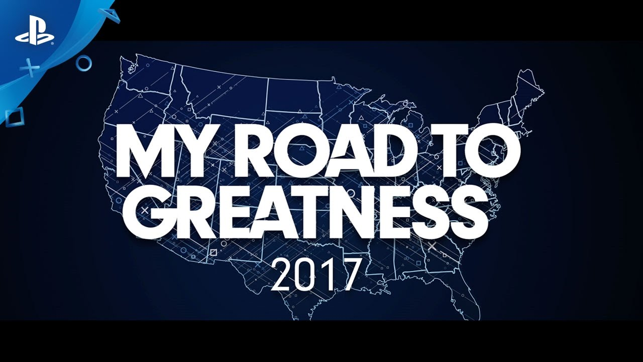 Announcing the 2017 Road to Greatness Tour