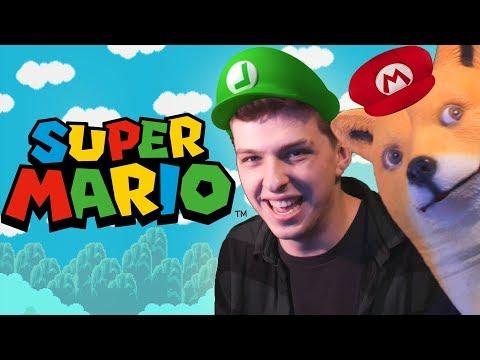 JSME S GEJMREM BRÁCHOVÉ   Super Mario Bros