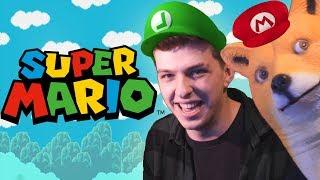JSME S GEJMREM BRÁCHOVÉ | Super Mario Bros