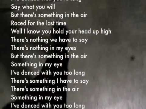 Something In The Air (1999) (Song) by David Bowie