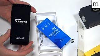 Samsung Galaxy A8 (2018). Почему так ДОРОГО?