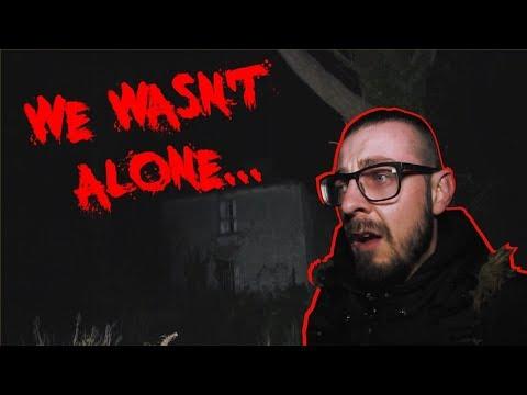 Necromancers Haunted Abandoned House