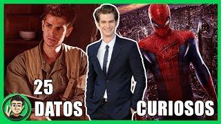25 Curiosidades Que NO CONOCIAS Sobre Andrew Garfield (The Amazing Spiderman) | ZomByte