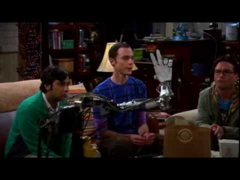 The Big Bang Theory Robotic Manipulation 1