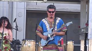 """Comin' Round The Mountain"" by P Funk""The Ron Holloway Band - DC Funk Parade, Washington, DC 5-12-18"