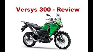 The Best Lightweight Touring Motorcycles. Kawasaki Versys 300 - Test Ride & Review
