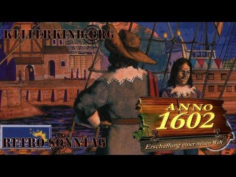 Retro-Sonntag [HD] #022 – Anno 1602 Königsedition – Teil 1 ★ Let's Show Game Classics
