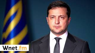 Bobołowicz: Wołodymyr Zełeński jedzie do Davos i Jerozolimy. W Izraelu nie przemówi