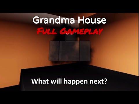 ROBLOX Grandma House | Full Gameplay