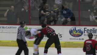 CYCLONES TV: HIGHLIGHTS - 12/13 vs.  Norfolk