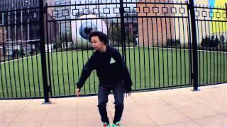 Love Hates Me BY Chris James FT. Pusha T/choreography by Zealand Yancy #ChrisJamesDanceContest