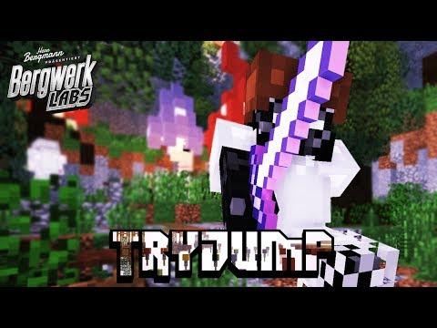Vor Jedem Checkpoint Einmal Runterspringen Minecraft Tryjump Challenge - Minecraft tryjump spielen