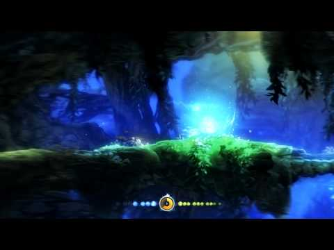 Gameplay de Ori and the Blind Forest Definitive Edition