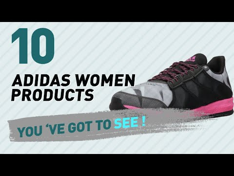 Pink Adidas Trainers, Top 10 Collection // New & Popular 2017