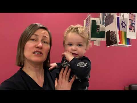 Дети-бабочки: Один год малышу Марки